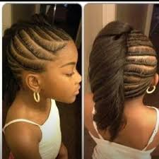 black hair styles for for side frence braids braids for kids braided hairstyles for girls