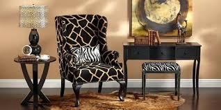 Leopard Print Home Decor Leopard Print Home Decor Animal Print Home Decor Interior Design