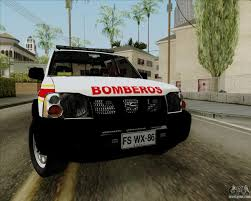 nissan terrano 2003 terrano for gta san andreas
