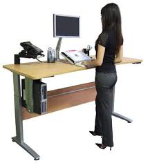 Standing Desk For Desktop Standing Desks For Carpal Tunnel Syndrome Palo Medical