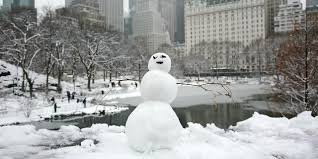 where to build a snowman in the u s winter vacation ideas