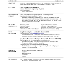 college graduate resume shocking college grad resume exles chic ideas graduateplesples6