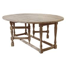 Amazoncom Swedish Gustavian Grey Oval Gate Leg Drop Leaf Dining - Round drop leaf kitchen table