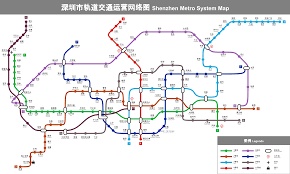 Shenzhen Metro Map File Szmc System Map 2016 Vector Version Svg Wikimedia Commons