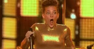 Excited Face Meme - sofie dossi excited face blank template imgflip