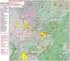 Idaho Fires Map Location