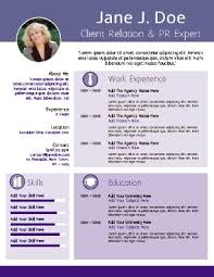 Template For A Professional Resume Free Resume And Cv Templates Pageprodigy