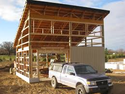 pole barn plans how to build a pole barn shed roof popular roof 2017
