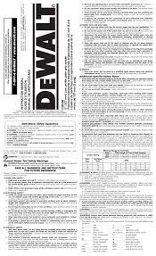 search dewalt user manuals manualsonline com