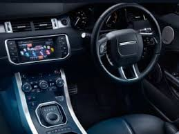 Evoque Interior Photos Used Range Rover Evoque Lookers Land Rover