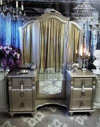 Vintage Vanity Table How The Vintage Vanity Became The Modern Makeup Table