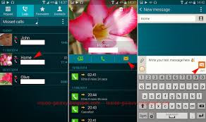 Text Message 2014 - samsung galaxy s5 how to send a text message in android 4 4 2 kitkat