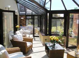 Conservatory Gallery Designs We Love Homeadviceguide - Conservatory interior design ideas