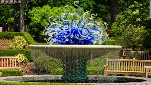 Art In The Garden - botanic gardens add art exhibits by chihuly and others cnn travel