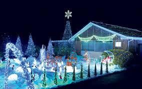video paul toole u0027s christmas lights telegraph