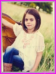 shoulder length bob haircuts for kids little girl haircuts with bangs archives livesstar com