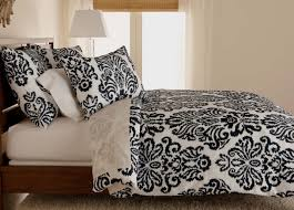 black and white damask duvet cover queen 1090