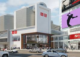 Eaton Center Floor Plan Uniqlo Launches First Canadian Store At Cf Toronto Eaton Centre On
