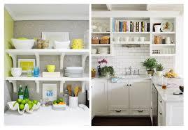 kitchen white kitchen shelf design filled with some kitchen