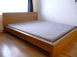 Bed Frame Wood Bed Frame Wood Home Decor Ikea Best Ikea Bed A