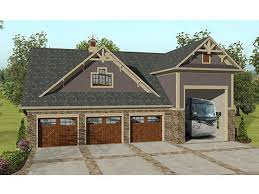 Garage With Loft Beautiful 3 Car Garage Addition Plans Plan 58287 E In Design