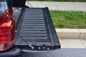 toyota tacoma tailgate 2005 2015 tacoma steel tailgate reinforcement cap mobtown offroad