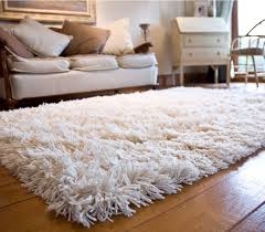 White Fur Area Rug Outstanding White Fur Area Rug Rugs Decoration With Regard To