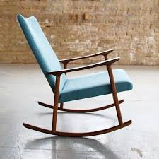 Rocking Lounge Chair Design Ideas Modern Rocking Chairs Modern Design Rocking Lounge Chair Leather