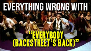 Backstreet Boys Meme - everything wrong with backstreet boys everybody backstreet s