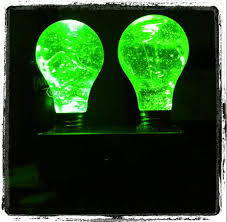 diy frankenstein bulb with pictures