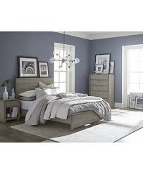 tribeca grey bedroom furniture collection created for macy s