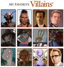 Villain Meme - my favorite villains meme 3 0 by kooshmeister on deviantart