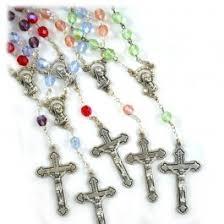 auto rosary birthstone auto rosary st patricks guild