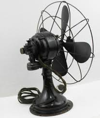Small Oscillating Desk Fan Antique 1930s Westinghouse 10 Oscillating Desk Fan Table Fan