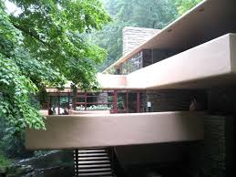 Falling Water Interior Interior Faliing Water Second Step Design Frank Lloyd Wright
