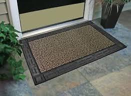 Patio Door Mat Patio Doormat Genuine Astroturf Scrapes Shoes Cleaning Scraper Mat