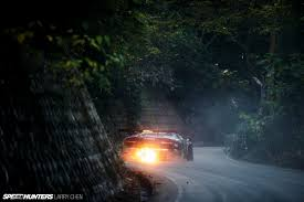 mobil balap lamborghini battle drift mustang vs lambo speedhunters