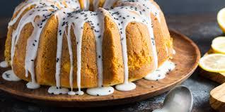 lemon and black sesame buttermilk pound cake nerds with knives