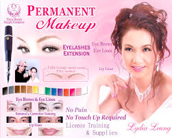 Makeup Classes Nj What Is The Salary Of A Permanent Makeup Artist Mugeek Vidalondon
