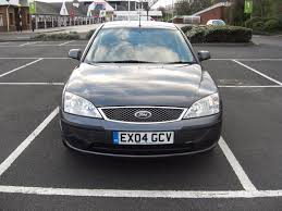 2004 ford mondeo 1 8 5 speed manual 68k milies newly service