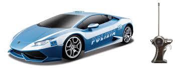 cars lamborghini blue rc police lamborghini remote control car polizia