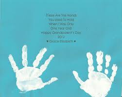 grandparent u0027s day poem u0026 hand prints teachers pinterest poem