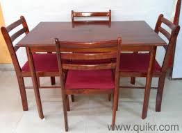Dining Tables For Sale Used Dining Tables Online In Vasaivirar Home Office Furniture
