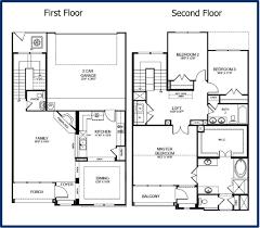 Open Floor Plans For Houses 2 Story House Floor Plan Chuckturner Us Chuckturner Us