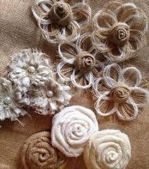 burlap flowers make loopy burlap flowers from rustic burlap ribbon burlap