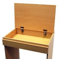 Flip Top Vanity Table Tisch Flip Top Office Desk Workstation Dressing Table
