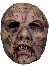 halloween mask shop evil clown halloween mask latex realistic scary look cosplay