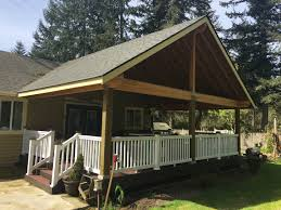 Connect Your Home by Outdoor Living Spaces Build It Boys Construction Yelm Wa