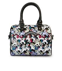my pony purse my pony black retro ponies mini city crossbody bag