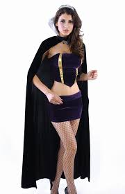 Halloween Costumes Evil Queen Wholesale Purple Deluxe Wicked Queen Costume